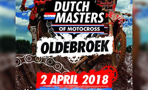 2 april: Dutch Masters of Motocross
